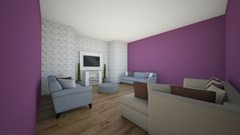 room 10922 - Living room - by callumip9