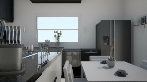 couzinah - Eclectic - Kitchen  - by Hanane Haidoune