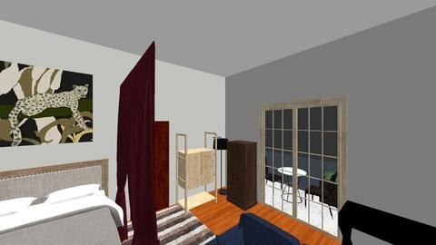 arncliffe 2 - Bedroom  - by ymal1