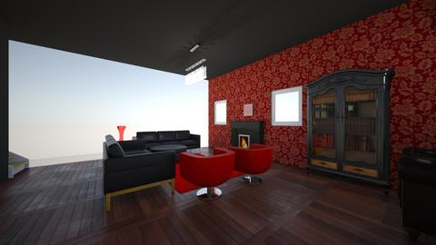 day and night - Classic - Living room  - by 7087755443
