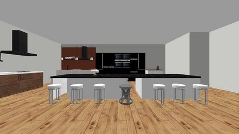kitchen design 1 - Kitchen  - by jadyncleveland497