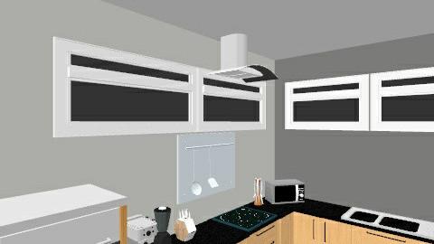 Dreams House - Minimal - Kitchen  - by sashimi22