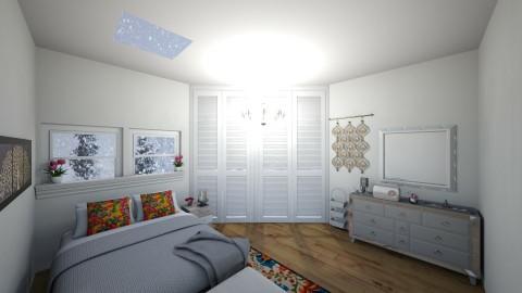 sky10 - Minimal - Bedroom  - by niranjanimanthees