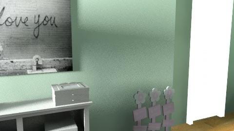 dorota11 - Classic - Kids room  - by dorotapomiankiewicz