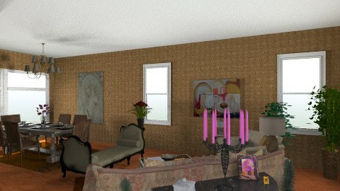 Toy3 - Classic - Living room - by pdsmatt