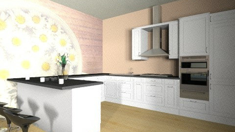 detgfa - Eclectic - Kitchen  - by rugile8889
