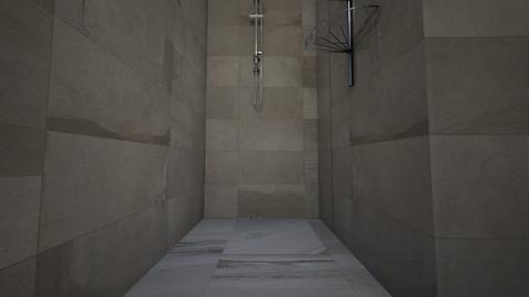 Nada AbuNadar bathroom - Bathroom - by nadaabunadar