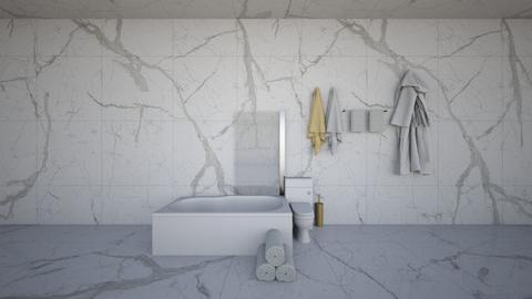 sorry terrible bathroom - Bathroom  - by lex faye