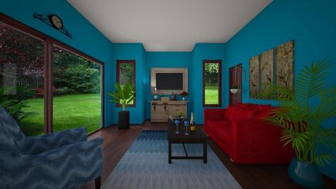Kylie - Living room - by VeroDale