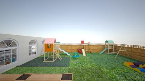 child psych - Kids room - by Natnatz554