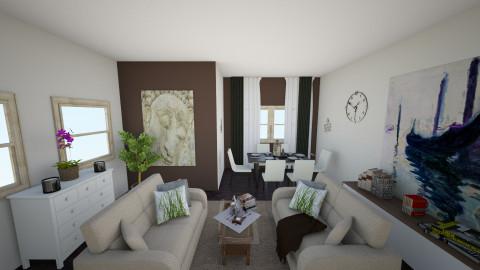 Livingroom 2 - Living room - by Olga Kluk