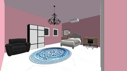 Future bedroom - Modern - Bedroom  - by CottonFluz