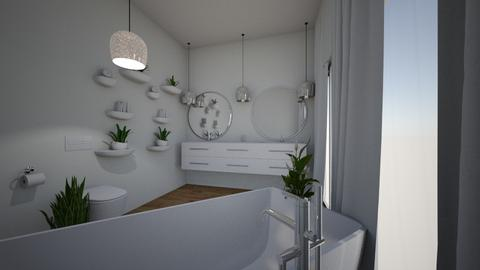 Simple Keagan Co - Bathroom - by Kmccray17