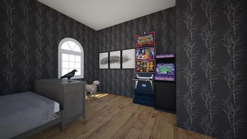 Roman - Modern - Bedroom  - by Javier5936