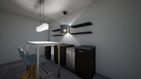 kitchenette 2 - by DMThompson