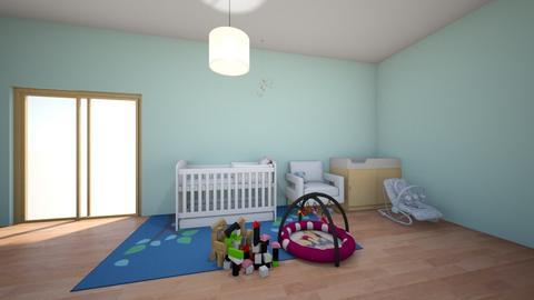 noche - Kids room  - by esmeralda209