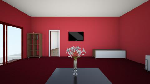 room - Bathroom - by Deonna Rushin
