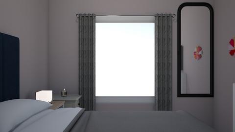 jsr ahbv - Modern - Bedroom  - by Coral Designs