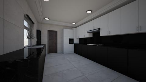 asdi - Kitchen - by Elvinskbb