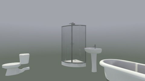 Master Bath - Vintage - Bathroom  - by kvfarley