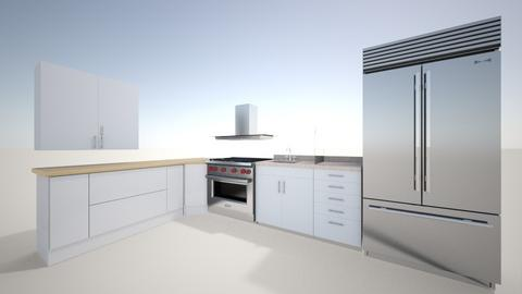 keighan - Kitchen  - by FACSEMS