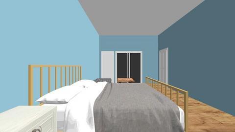 My Bedroom - Bedroom - by chisecrets