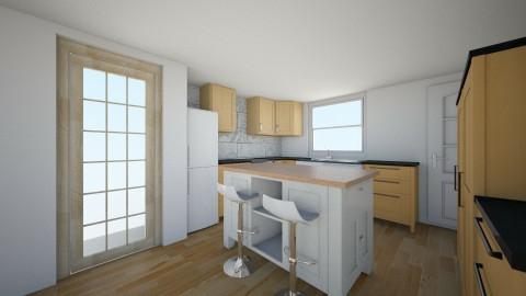 Kitchen - Minimal - Kitchen  - by valiris