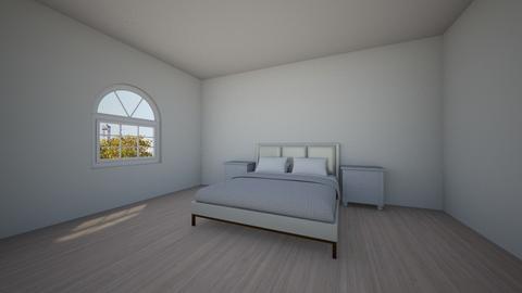 My flat 1 part 3 - Bedroom - by Assyl Makhme