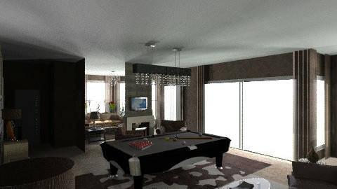Muscati_Game2 Modern - Modern - Living room - by pdsmatt