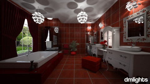 Royal Red - Glamour - by DMLights-user-981898
