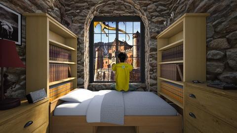 Medieval Dreams - Bedroom  - by SammyJPili