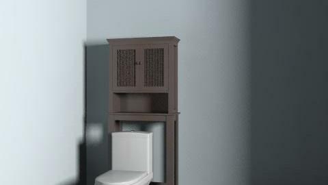 AK bathroom2 - Minimal - Bathroom  - by a123angel