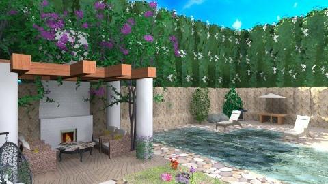 egfegt - Modern - Garden  - by lamzoi