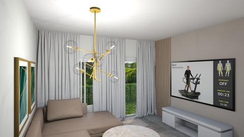 shtin_h - Living room  - by orlykr71