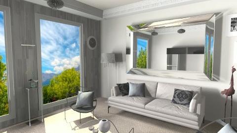 Living 1 - Glamour - Living room  - by natalie Pfingst