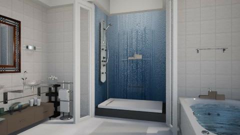 Washroom - Bathroom  - by Ania Daliva