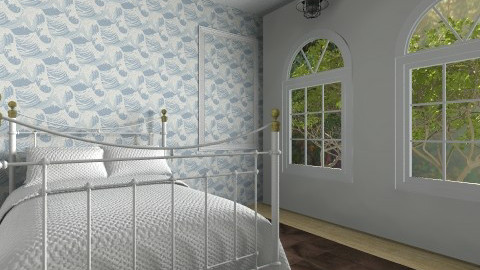 Wave - Country - Bedroom  - by hetregent