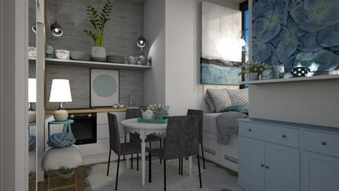 Mini kitchen rmix - Kitchen  - by NikolinaB26