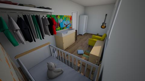 kidsroom - Kids room  - by bazed