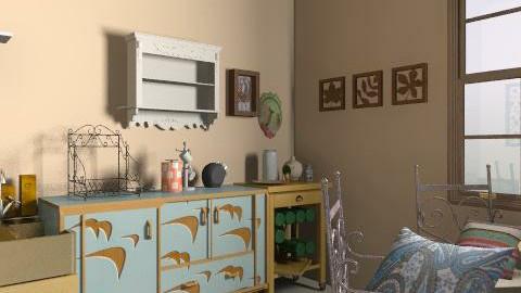 natiinbox - Country - Kitchen  - by natiinbox