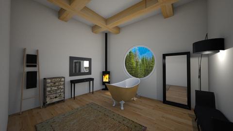 Bathroom - Rustic - Bathroom  - by JessicaSignore