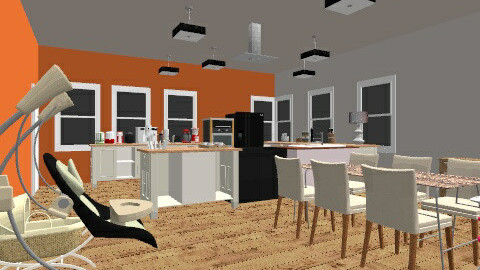 kitchen - Country - Kitchen  - by chenice