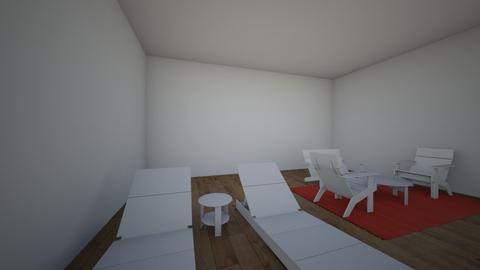 Spence Front Deck - Garden - by pthai
