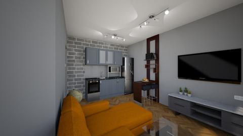 kgkg - Living room  - by ivaninayo