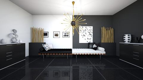 statement piece - Modern - Living room  - by Mila dimitrova
