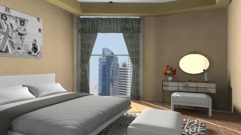 Amazona - Classic - Bedroom  - by King Jay