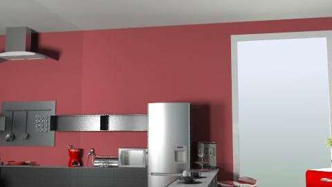 Kitchen Contest 8 - Minimal - Kitchen  - by FlowerPowerLX