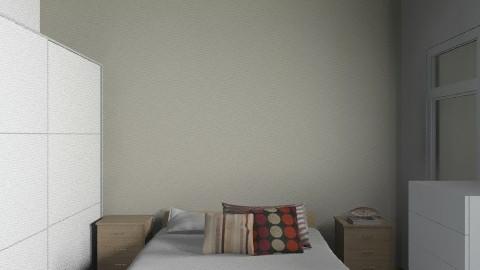 camera da letto - Minimal - Bedroom - by lauraemauri