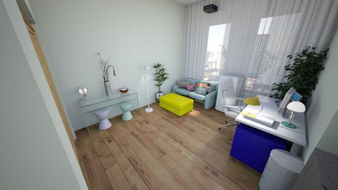 1743 Side Room - Office  - by joannaleah