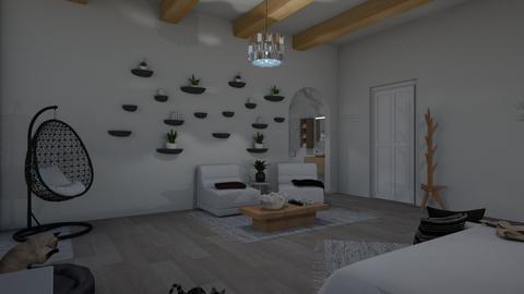 mountain - Bedroom  - by AnnaR_Klayerar123